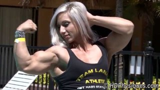 Shannon Courtney – Huge & Powerful