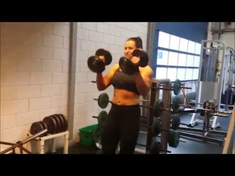 Daniela Guerrero – Workout Motivation