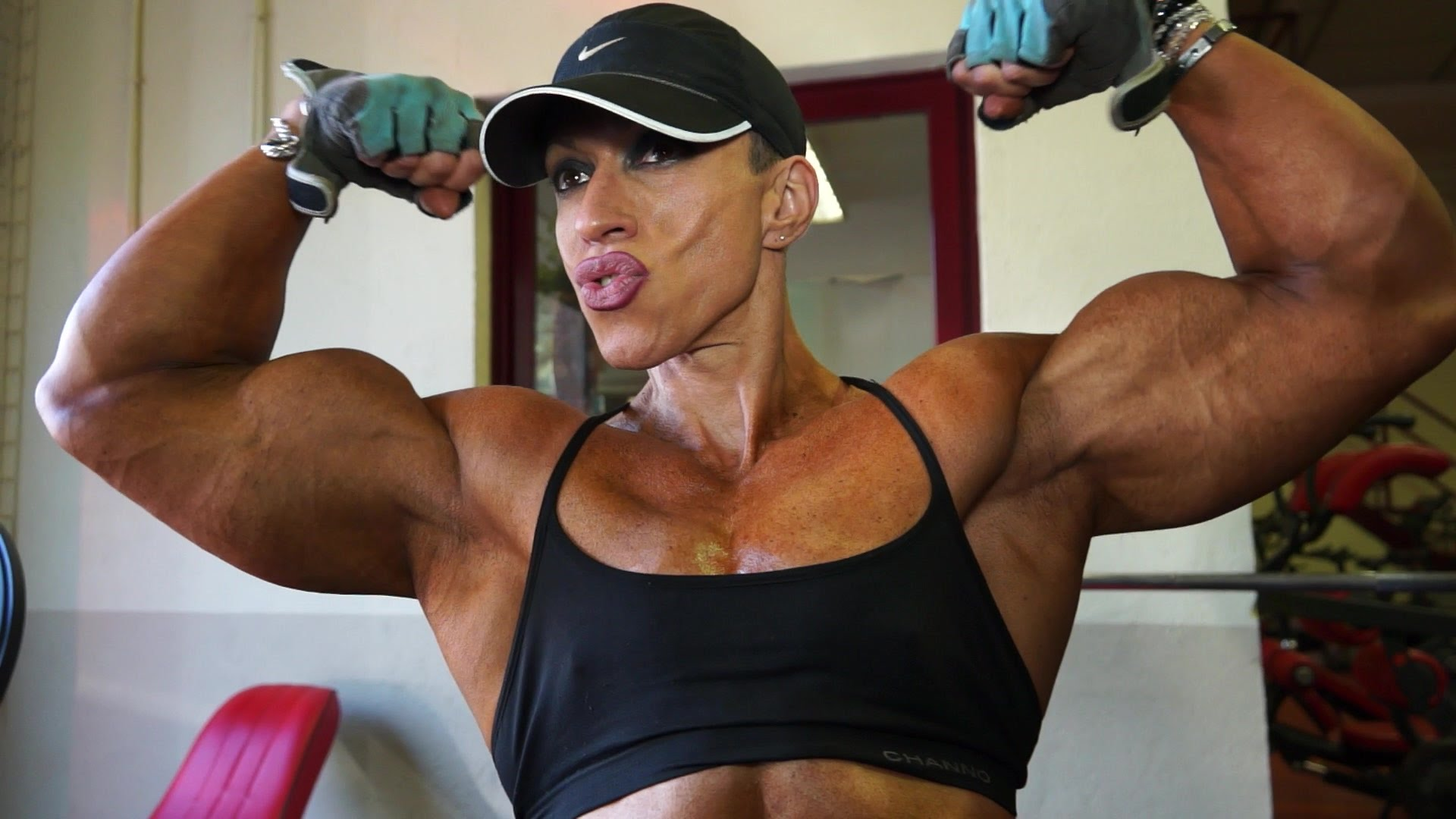 Virginia Sanchez Macias – Hard Workout