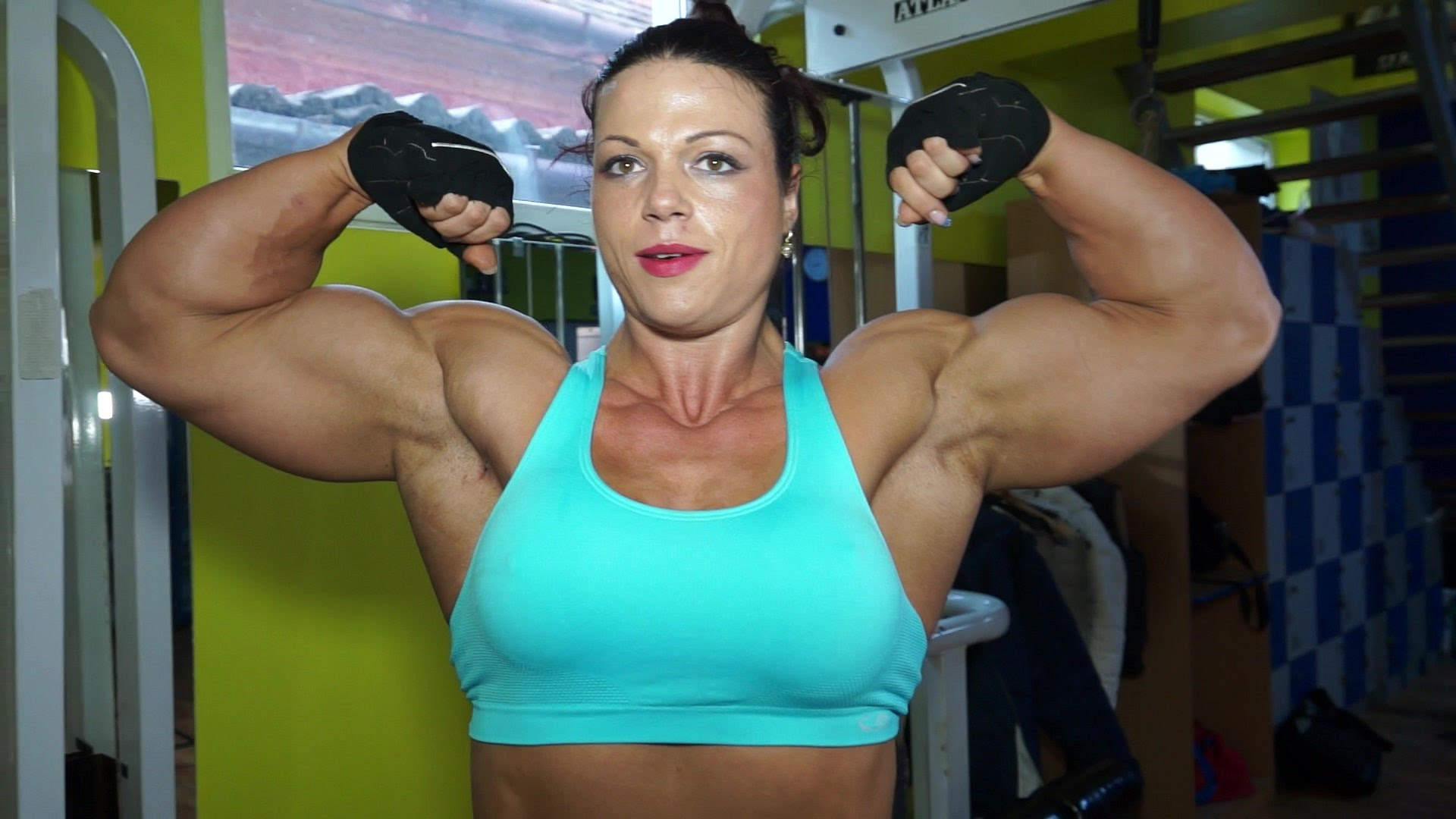 Oana Hreapca Workout