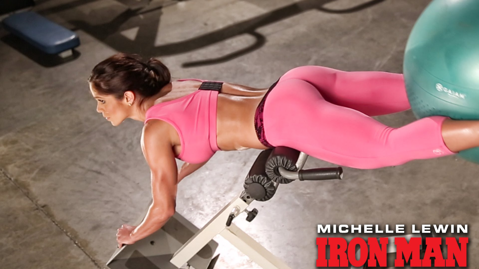 Michelle Lewin Photoshoot