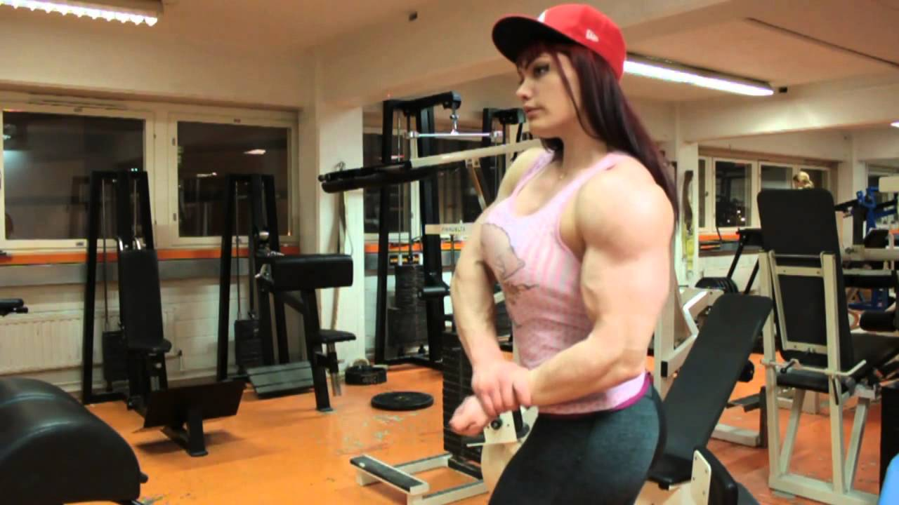 Natalya Kovalyova Workout