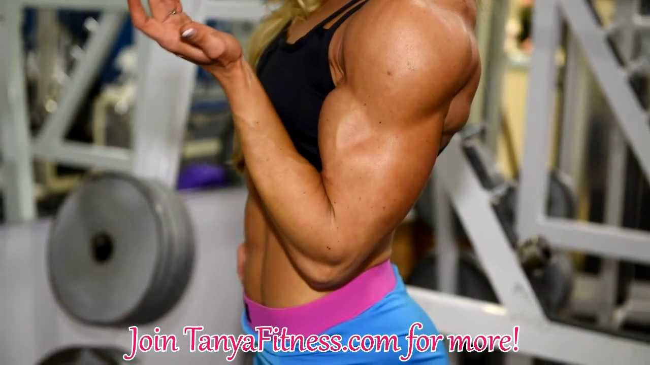Autumn Swansen – Ripped Muscles