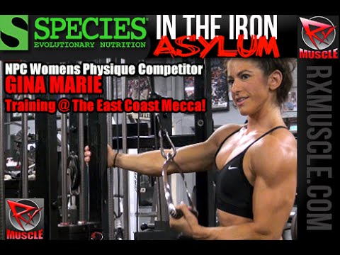 Gina Marie Policastro Workout