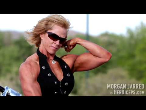 Morgan Jarred – Big Time Arms