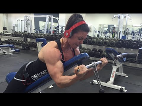 Jodi Boam – Arms Workout