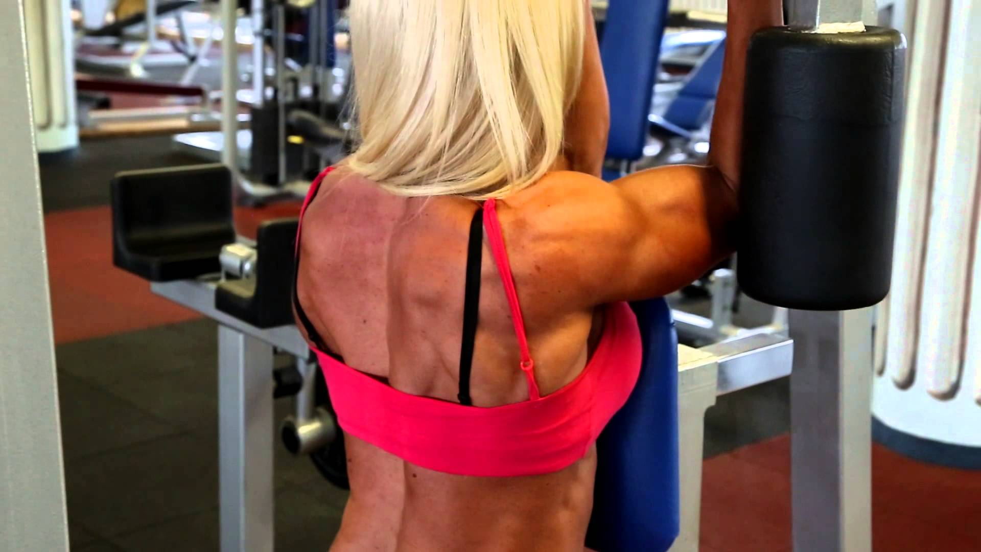 Katalin Jasztrab – Shoulders Workout