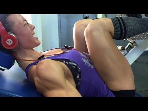 Jodi Boam – Legs Workout