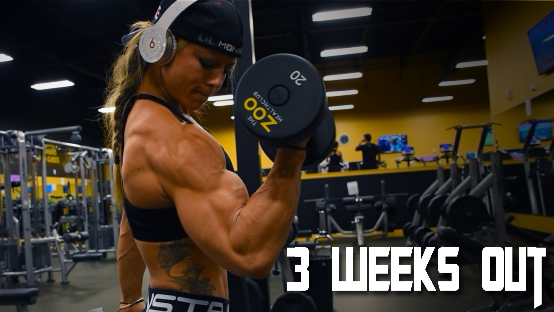 Danielle Reardon – Arms Workout