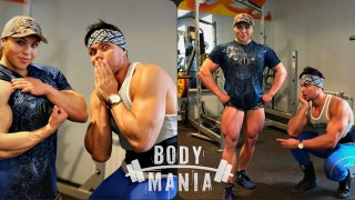 Natalya Trukhina vs Men's Physique