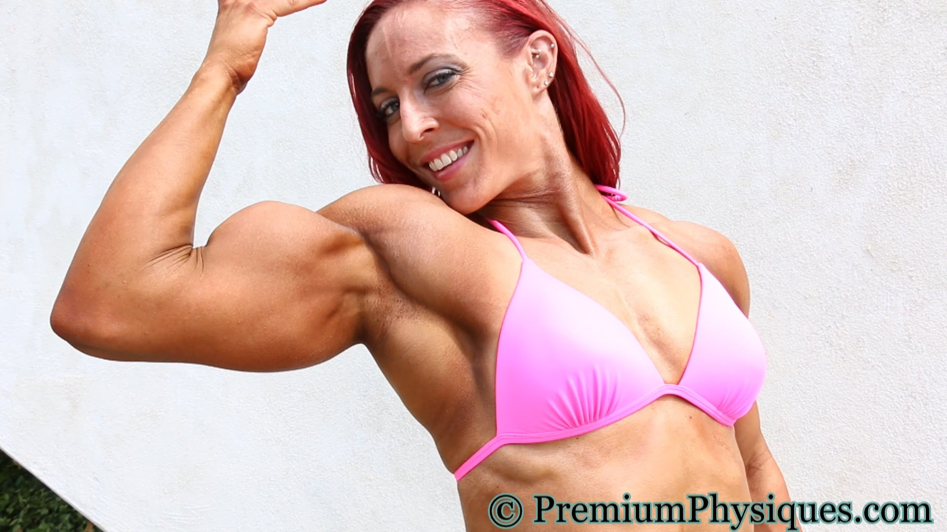 Katie Lee – Peaked Biceps