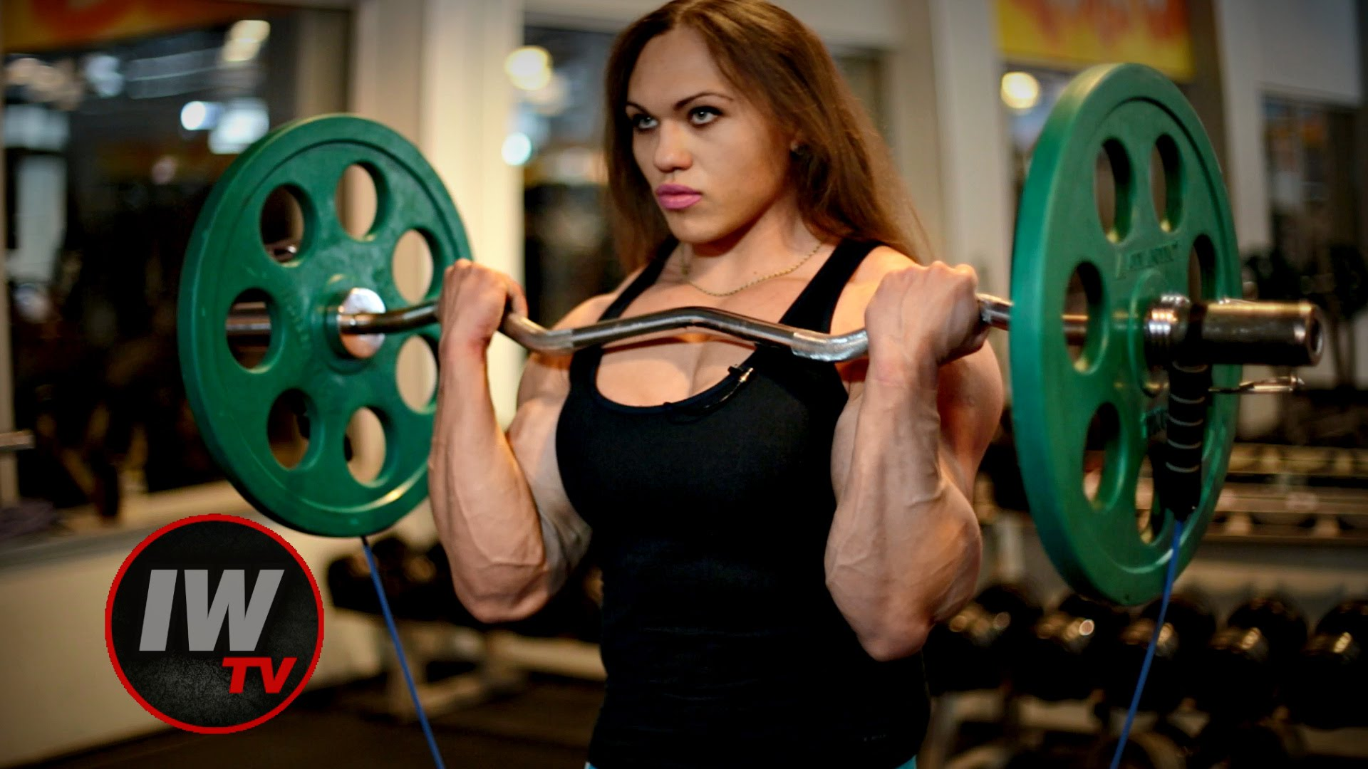 Natalya Trukhina – Arms Workout Part 2
