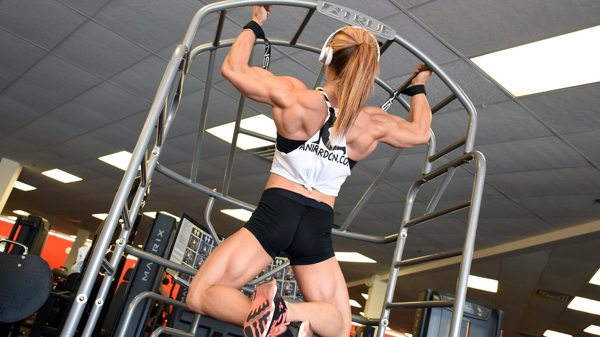 Danielle Reardon – Back Workout