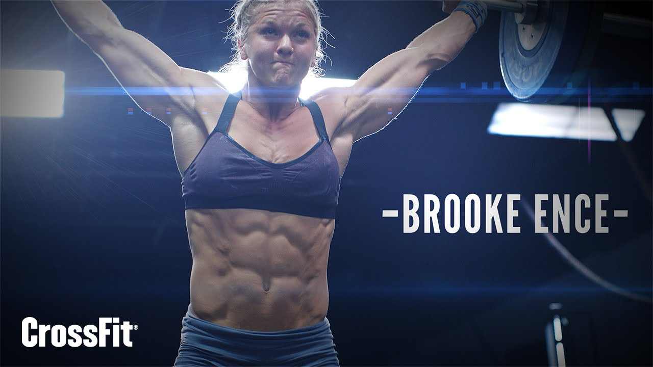 Brooke Ence Workout