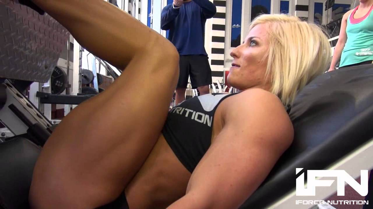 Brooke Walker – Legs Workout