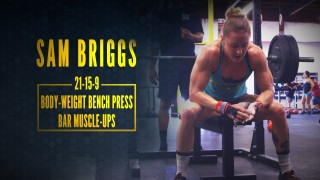 Sam Briggs Workout