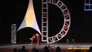 Michelle Blank – Guest Posing At The Dexter Jackson Classic 2015