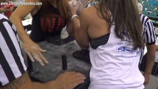 Europa Super Show 2015 – Women's ArmWrestling