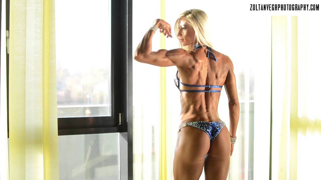 Sunny Andrews – IFBB Pittsburgh Pro 2021 Wellness Pro Debut