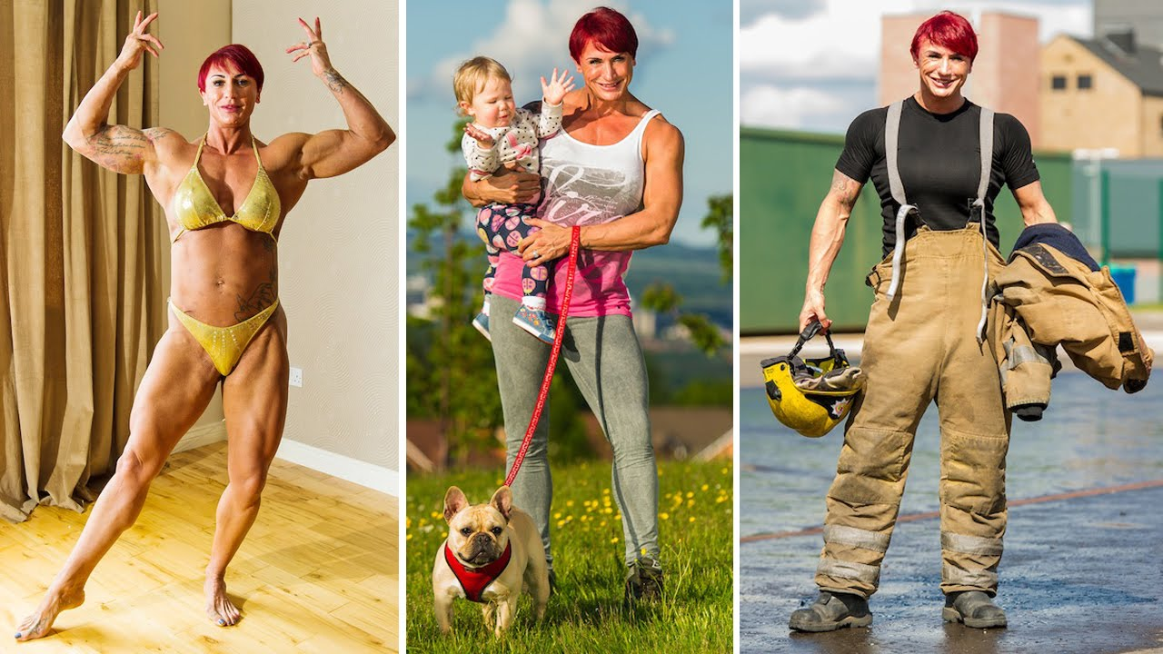 Lorna Biggam – Bodybuilder & Firefighter