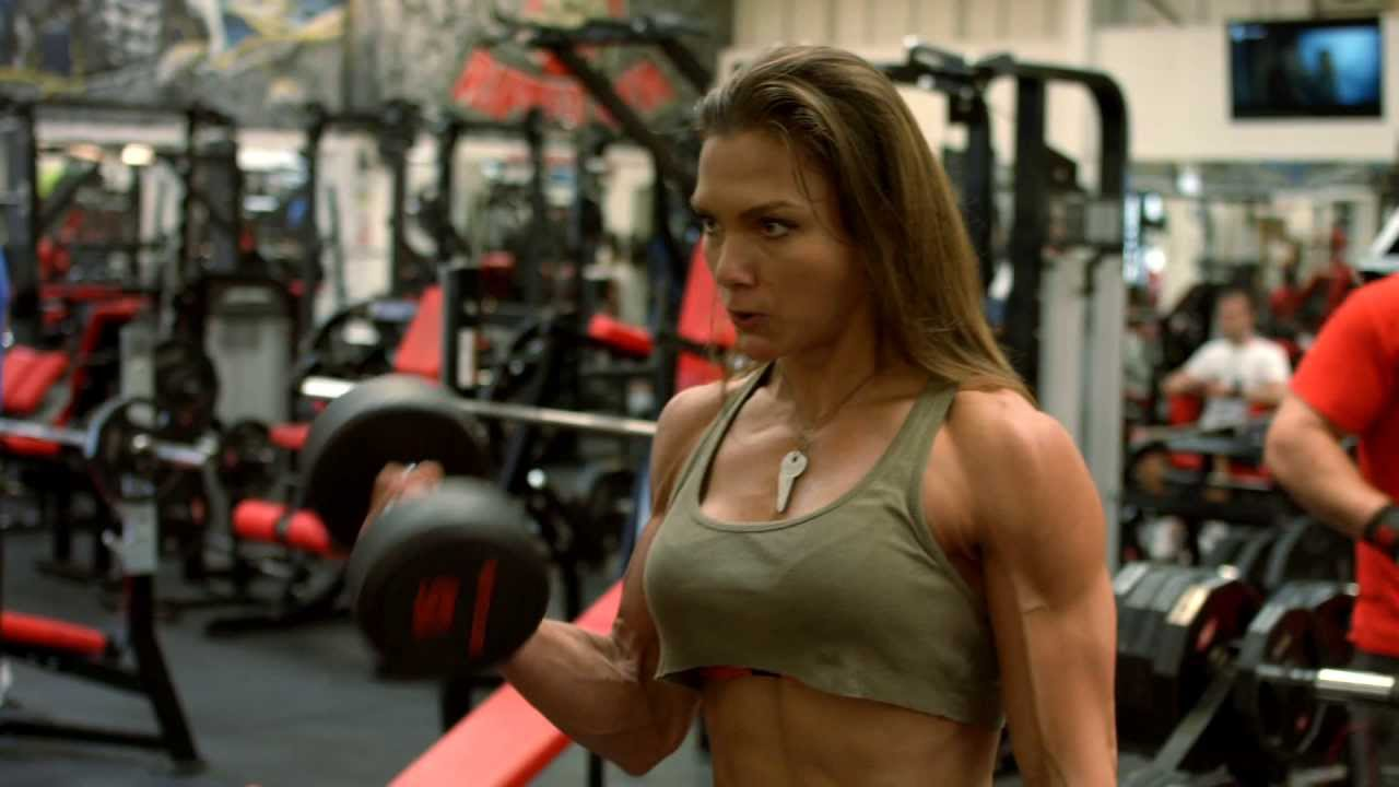 Kristina Vassilieva – Workout 2015