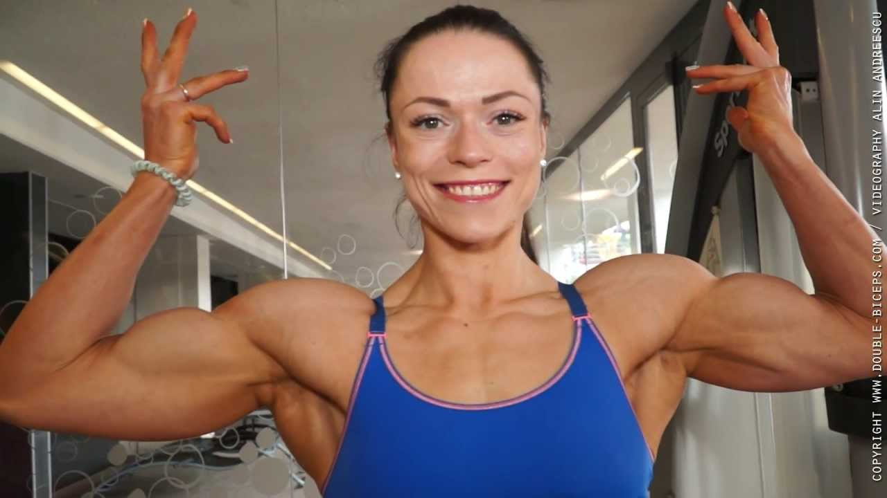 Johanna Segerström – Female Fitness Motivation