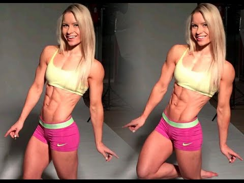Piia Pajunen – Fitness Motivation