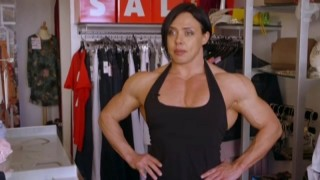 Rene Campbell – My Life As A Female Bodybuilder