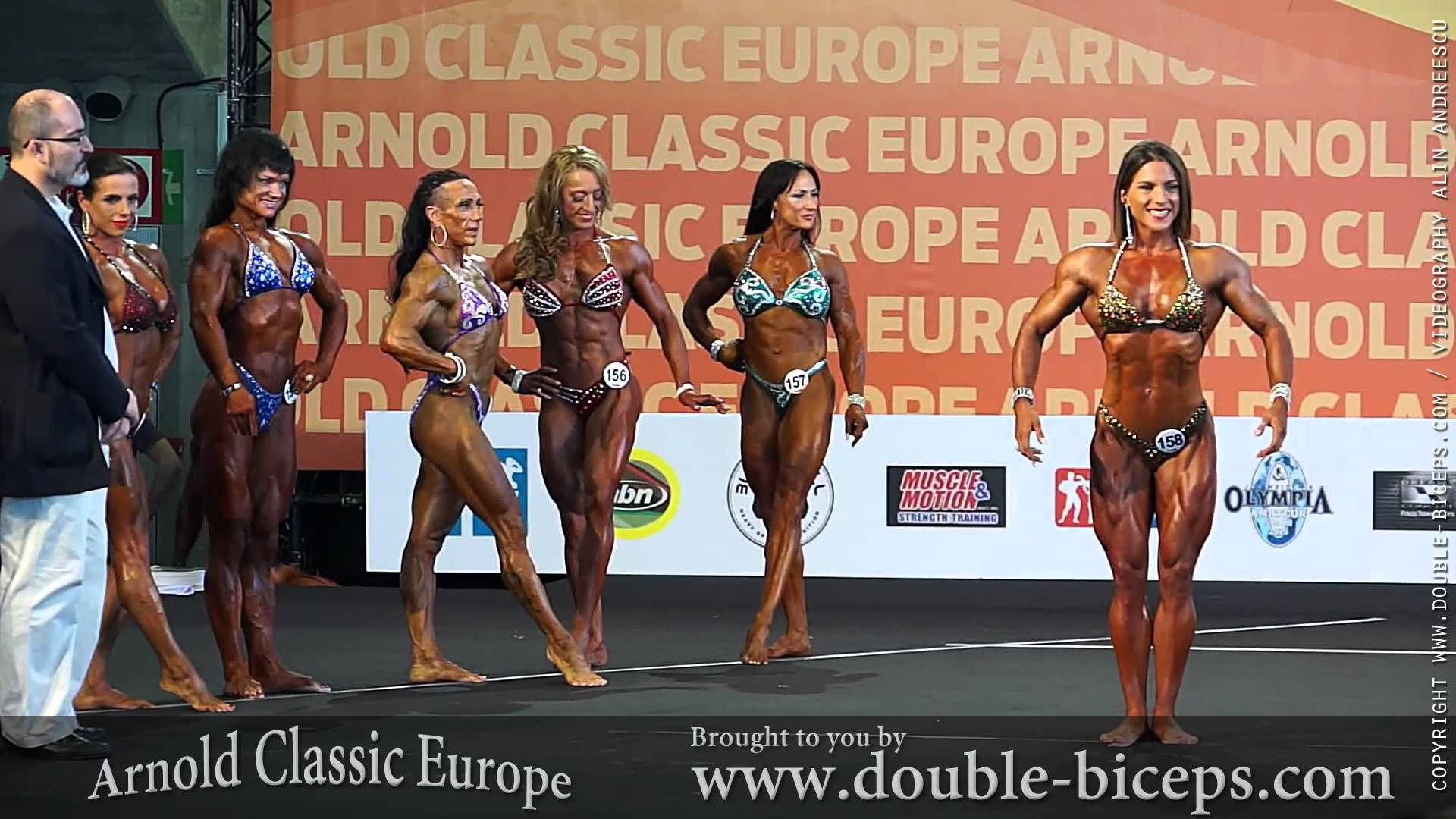 Arnold Classic Europe 2015 – Women's Physique