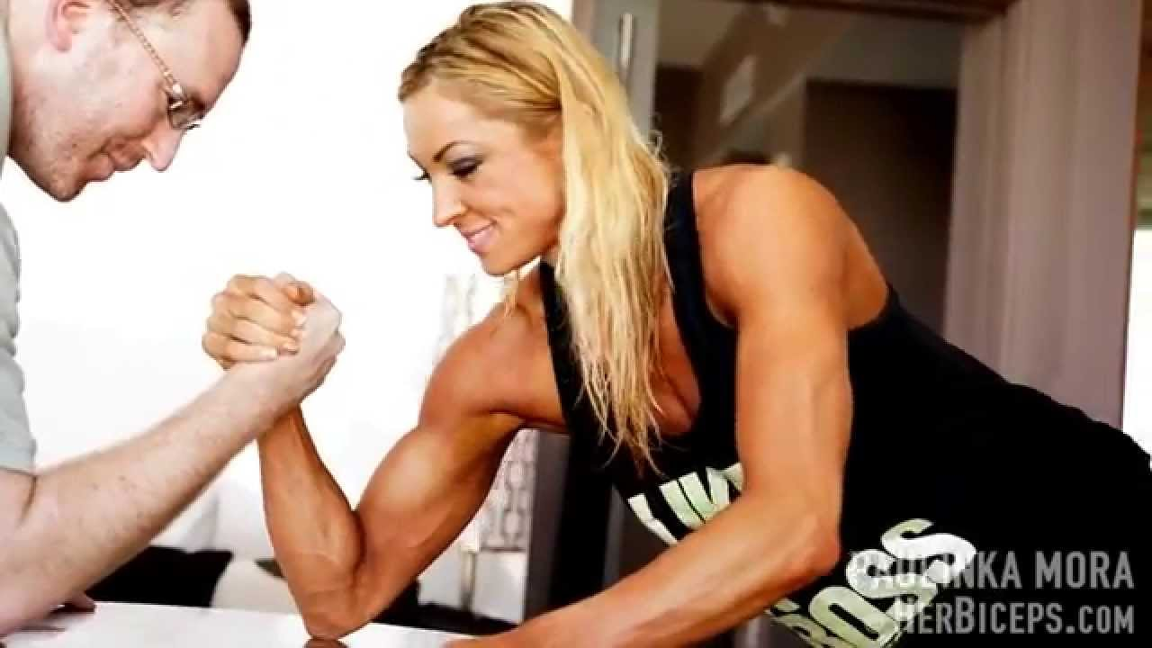 Paulinka Mora – Mixed Armwrestling