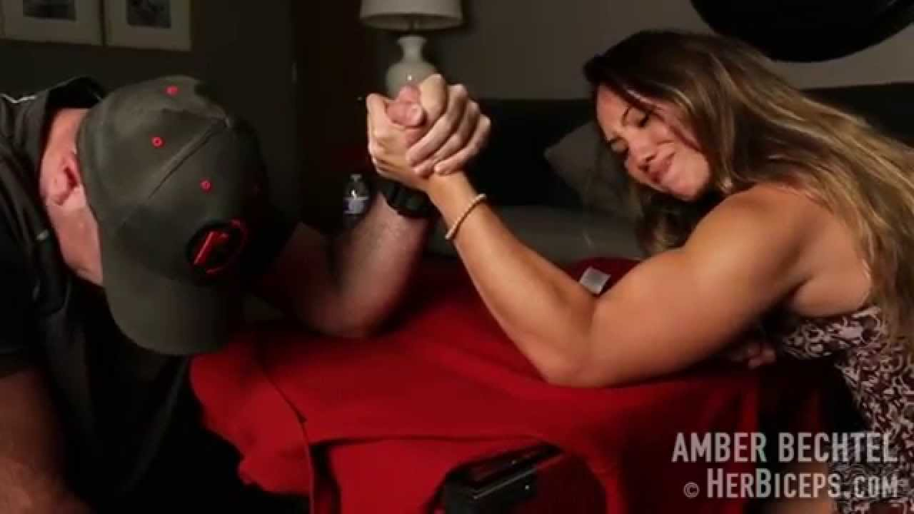 Amber Bechtel – Mixed Armwrestling