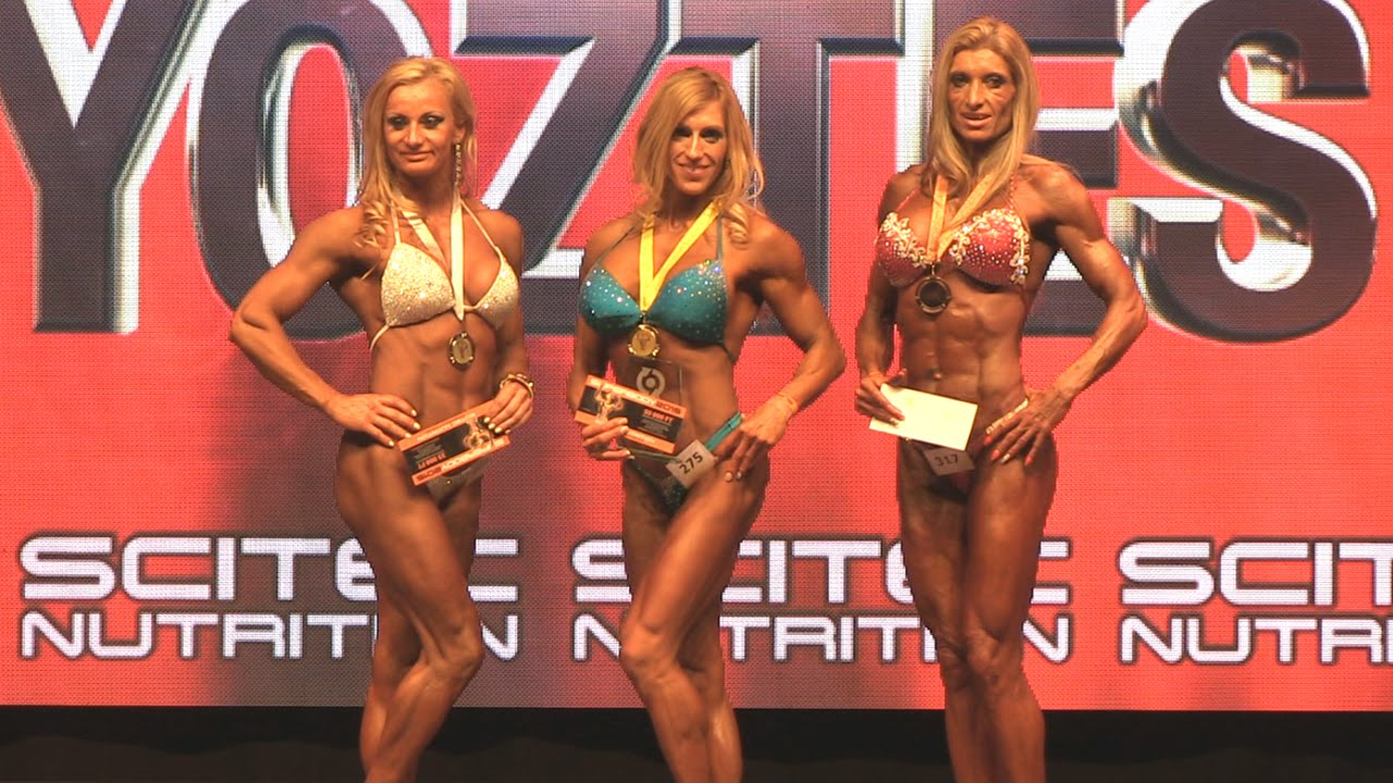 Superbody 2015 – Women's Physique