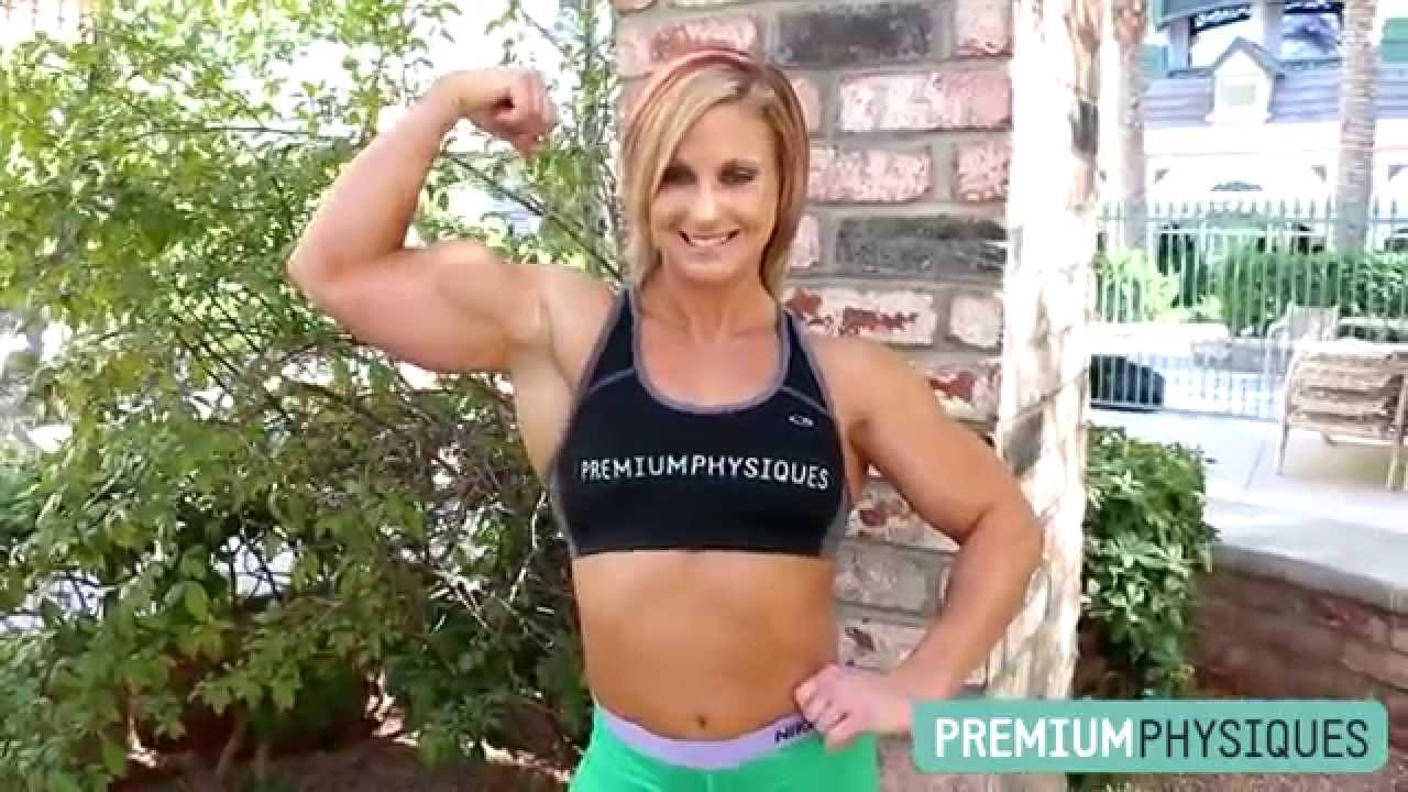 Allison Schmohl – Ultra Biceps