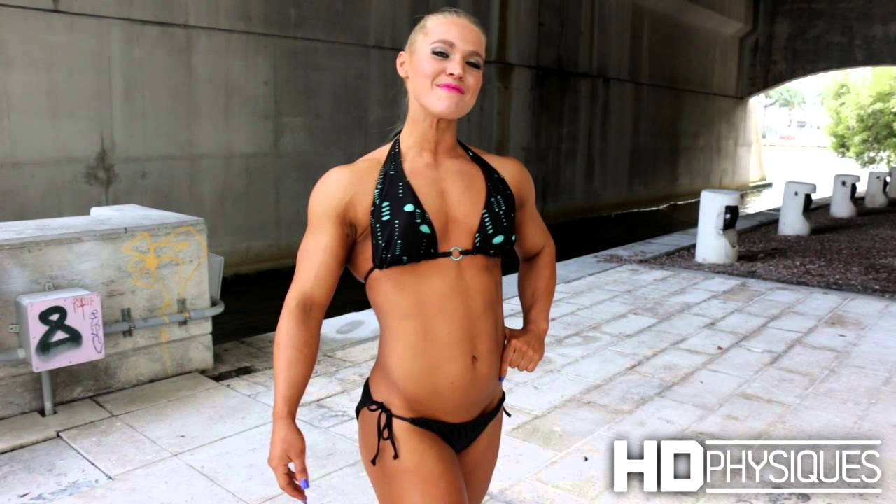 Lauranda Nall – Physique Athlete
