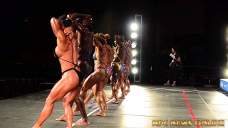NPC Nationals 2015 – Women's Bodybuilding