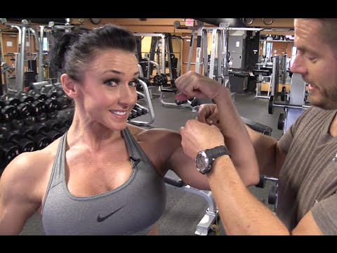 Erica Cordie – How Big Is Her Biceps?