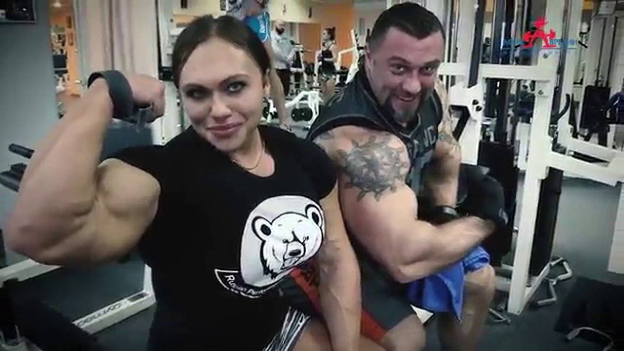 Natalya Trukhina – Heavy Workout