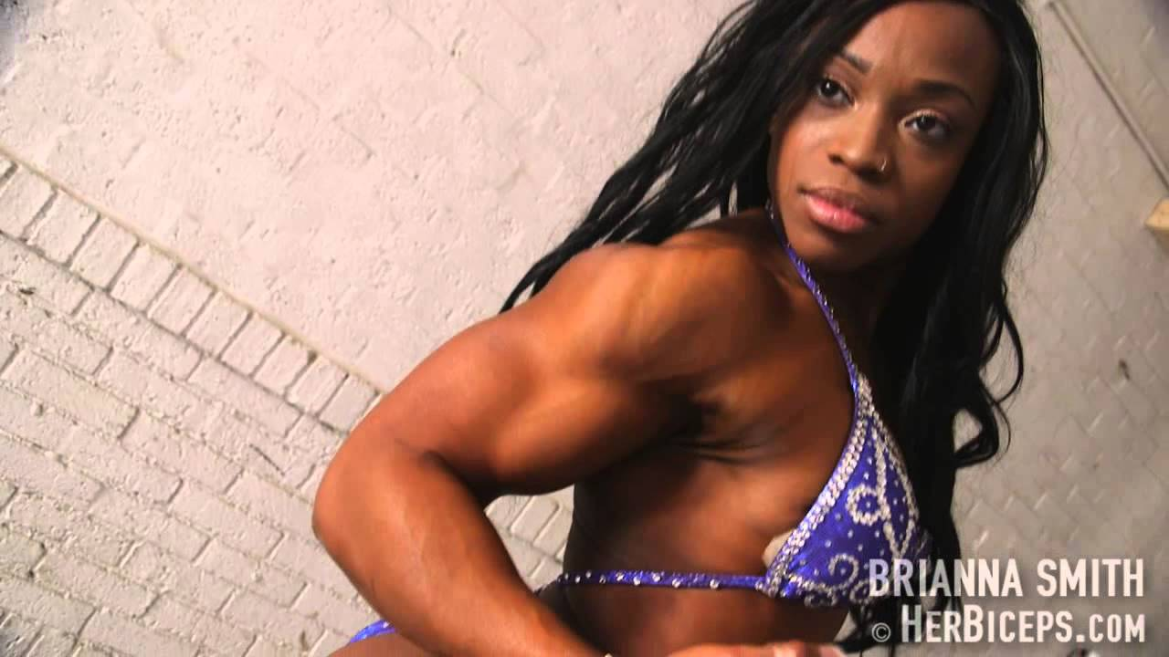 Brianna Smith – Beautiful Muscular Girl