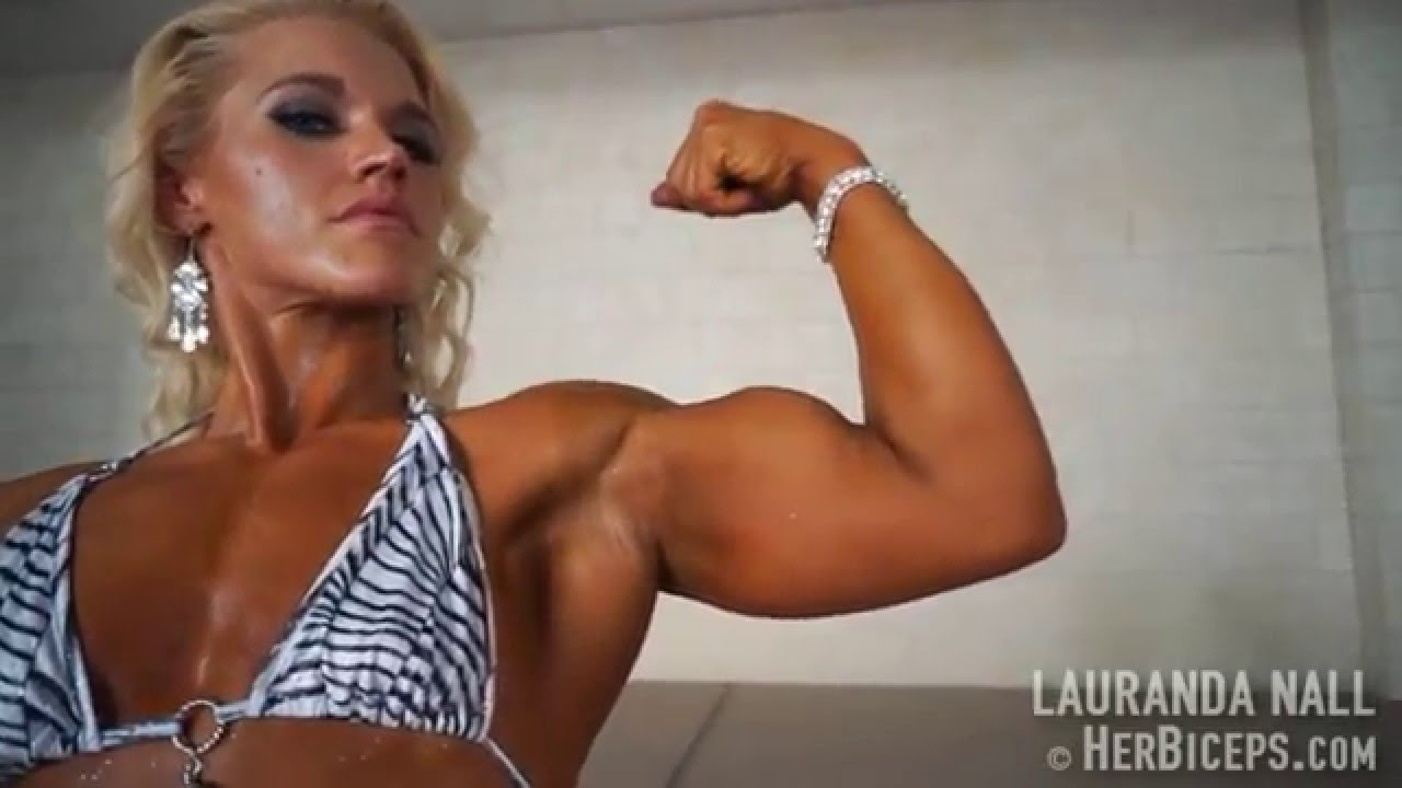 Lauranda Nall – Ultimate Muscle Girl
