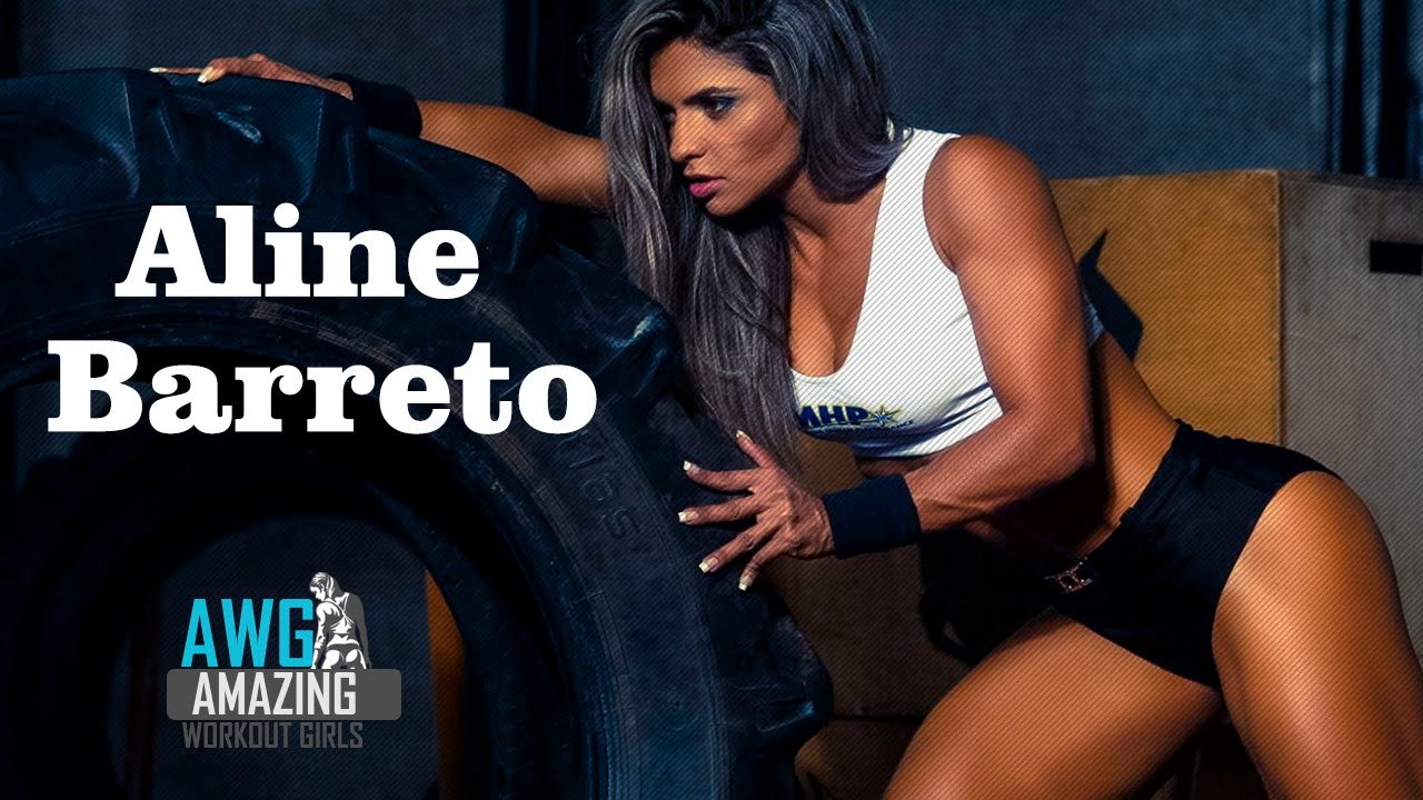 Aline Barreto Workout