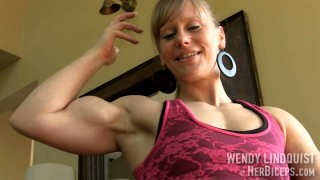 Wendy Lindquist – Biceps Time