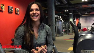 Oksana Grishina – Road to the Arnold 2016