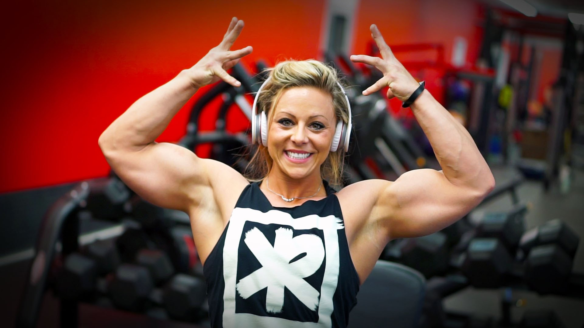 Danielle Reardon – 7 Weeks Out Arnold Classic 2016