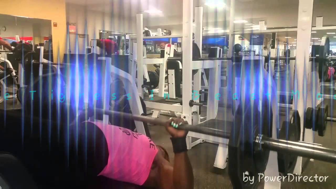 Tischa Thomas Workout