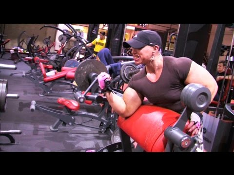 Virginia Sanchez Macias – Brutal Workout