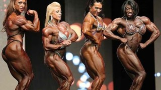All Ms. Olympia Winners (1980-2014)