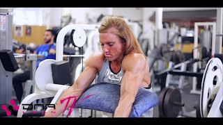 Jeannie Ellam – Back & Biceps Workout