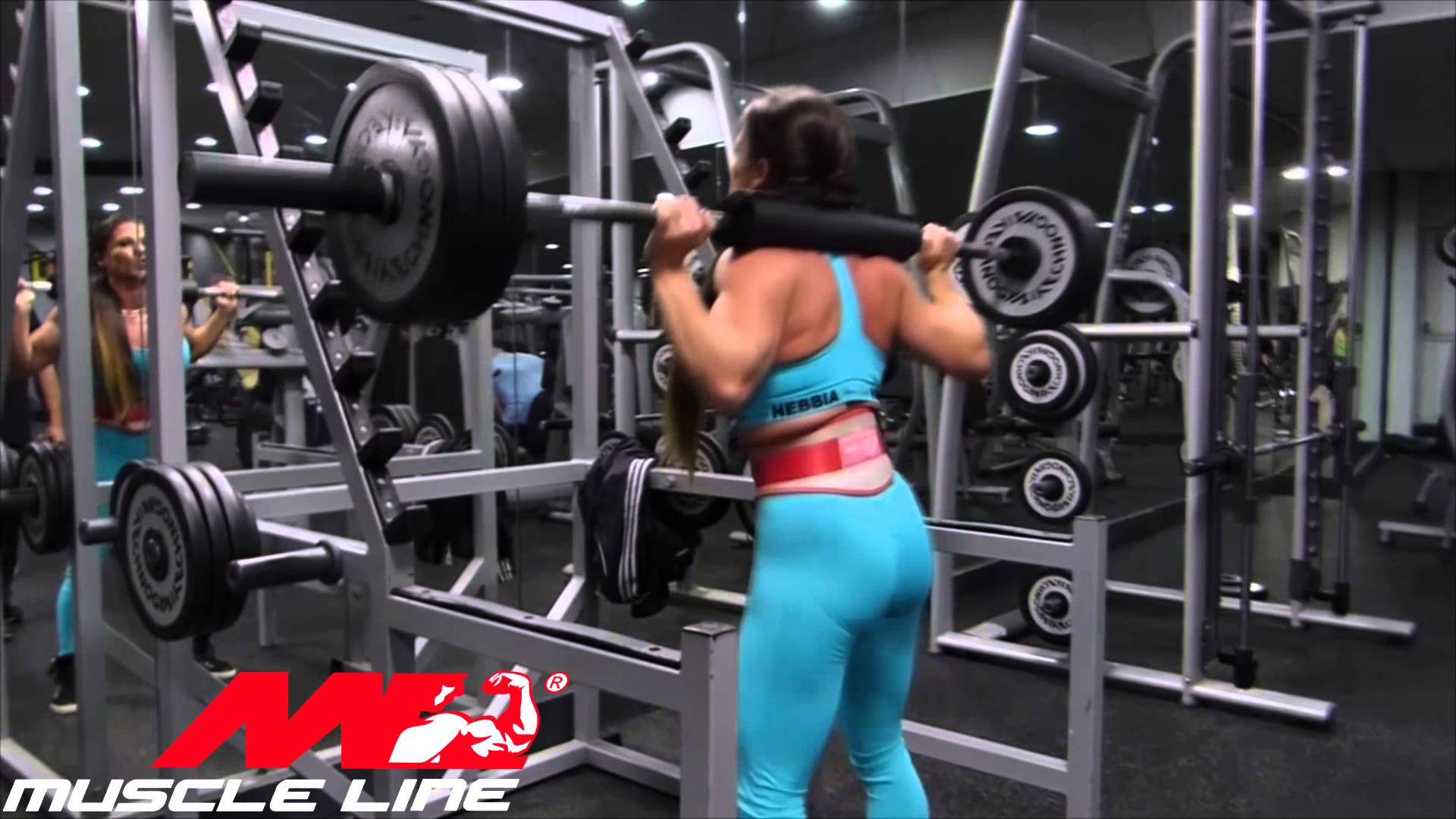 Valerie Garcia Giovanoli – Power Workout