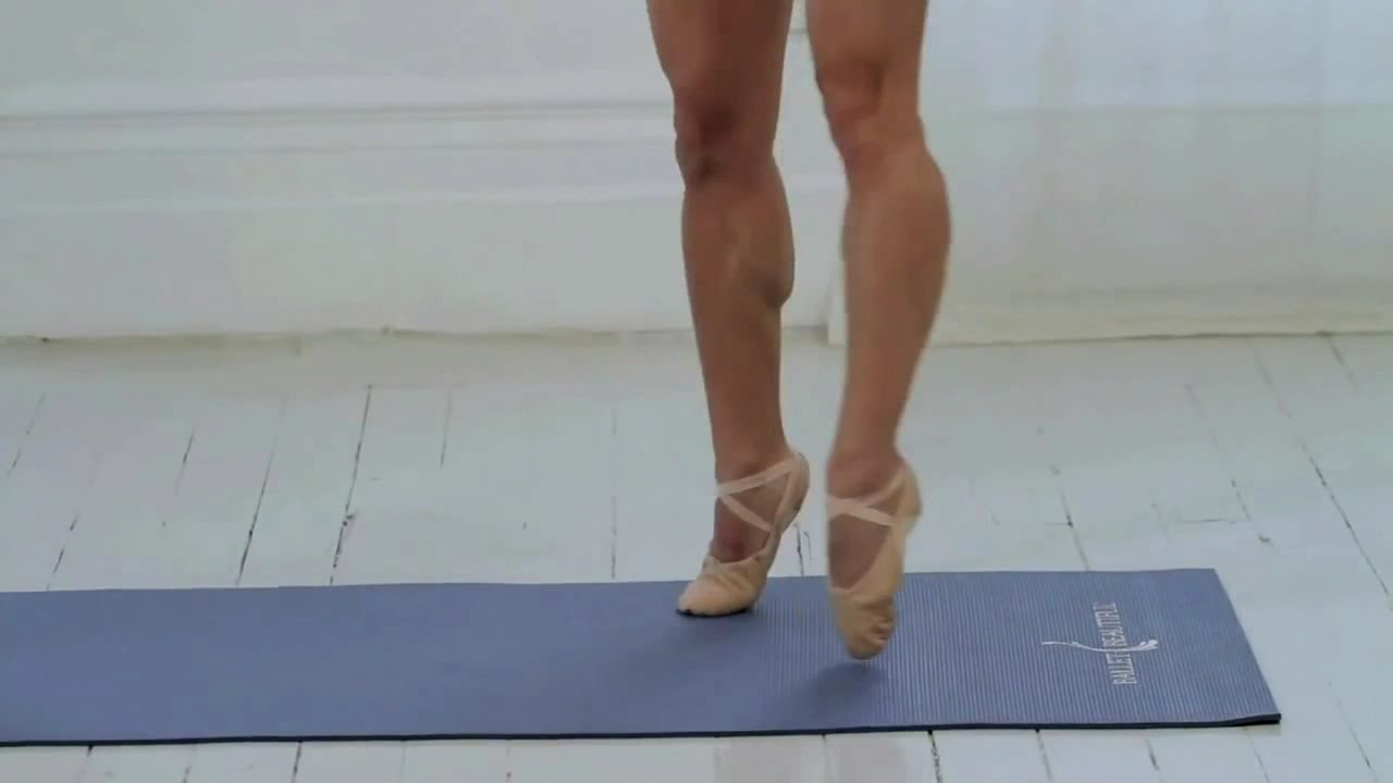 Asian Ballerina Calves