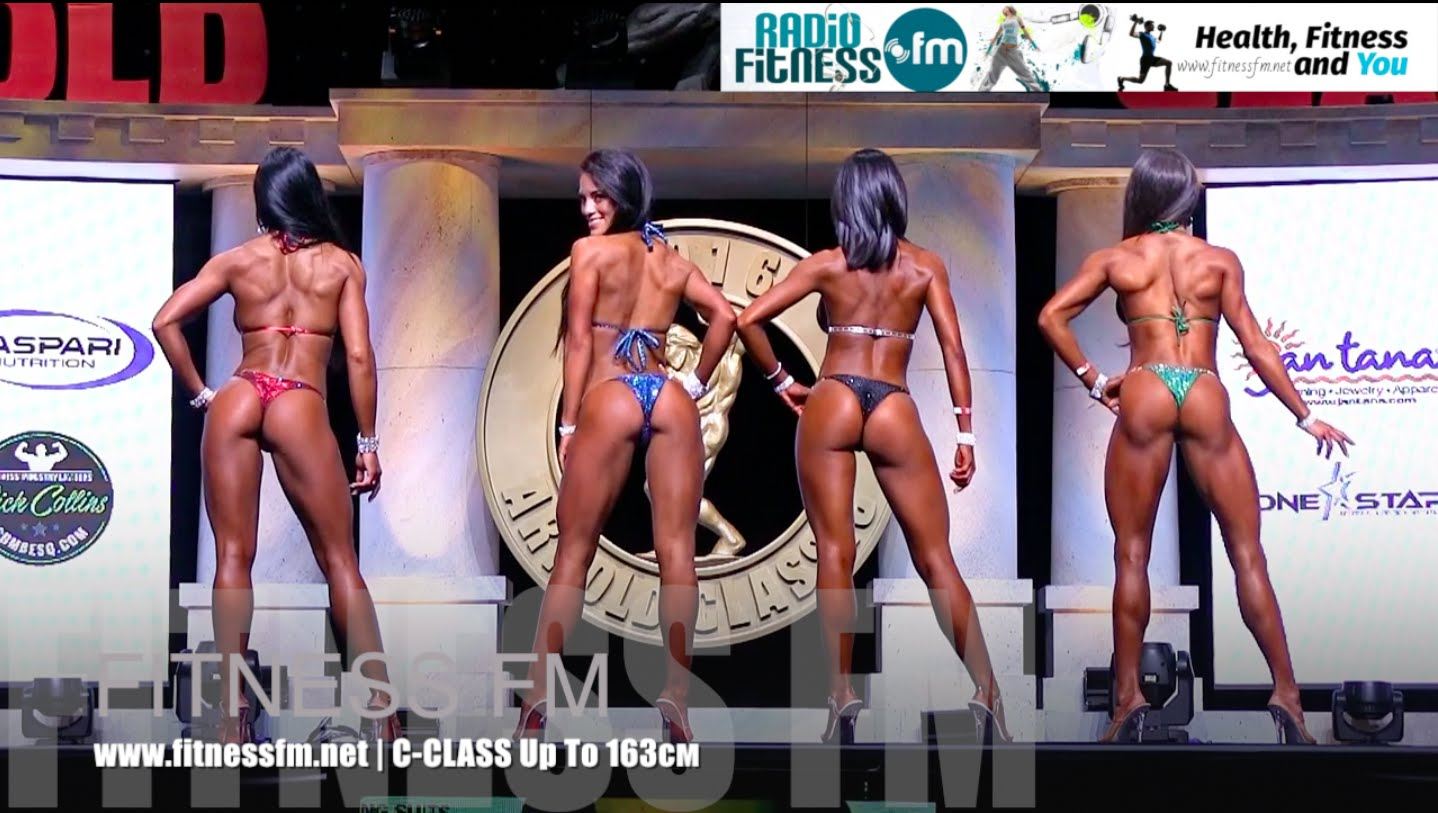 Arnold Classic 2016 – Fitness Bikini Up To 163cm